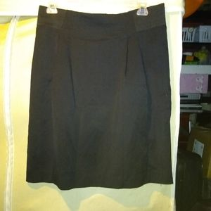 Woman's size 2x black Susie rose skirt